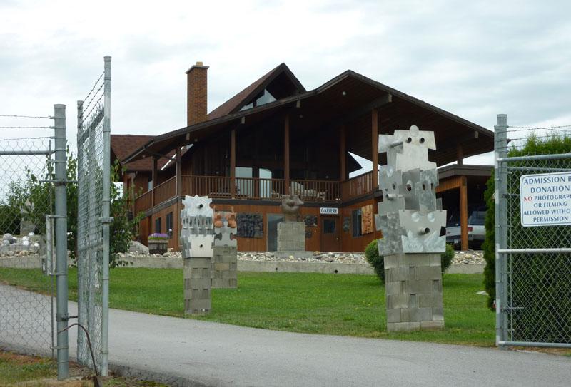 Geertmaas - Geert Maas Sculpture Gardens And Gallery